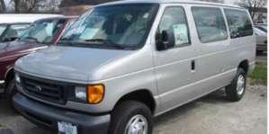 2003 Ford Econoline E250 Cargo Van pictures