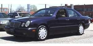 1996 Mercedes-Benz E300 Sedan pictures