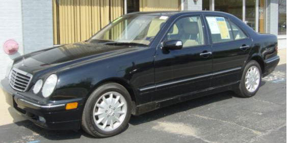Mercedes benz e320 picture used car pricing financing for Mercedes benz e320 service e