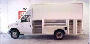 2002 Ford Econoline E350 Cargo Van pictures