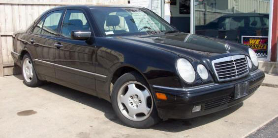 1997 Mercedes Benz E420 Used Car Pricing, Financing and ...