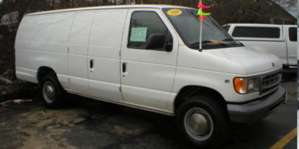 2000 Ford Econoline E250 Extended Cargo Van pictures