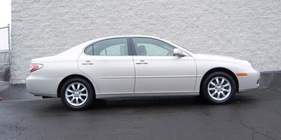 1997 Lexus ES 300 Used Car Pricing, Financing and Trade In Value