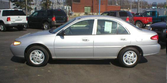 2001 Ford Escorts for Sale Used on