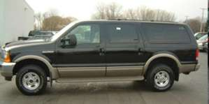 2001 Ford Excursion Limited 4 Door 4x4 pictures