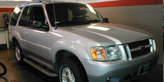 2002 Ford Explorer Sport 2 Door 4x4 Picture