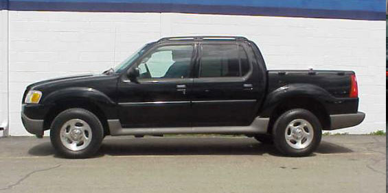 2003 Ford Explorer Sport Trac 4x4 Picture