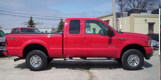 1997 ford truck value