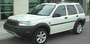 2003 Land Rover Freelander AWD SE pictures