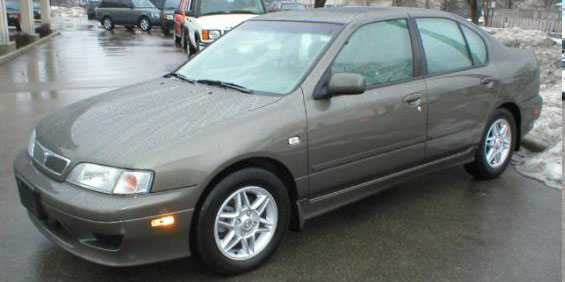 2002 Infiniti G20 Used Car Pricing, Financing and Trade In Value