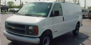 1996 Chevrolet G Van G30 pictures