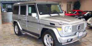2003 Mercedes-Benz G55 AMG G55 AMG 4x4 SUV pictures