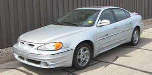 2002 Pontiac Grand Am GT pictures