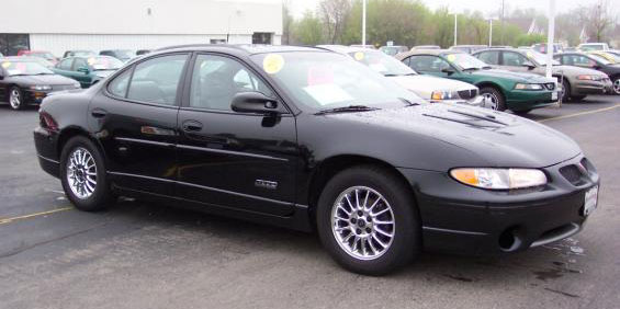 Pontiac Grand Prix Picture Used Car Pricing Financing And Trade