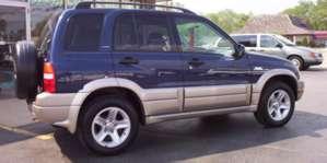 2001 Suzuki Grand Vitara JLX 4x4 pictures