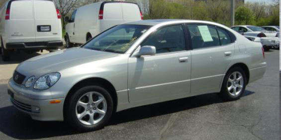 2001 lexus gs 430 used car pricing financing and trade in. Black Bedroom Furniture Sets. Home Design Ideas