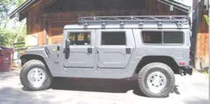 2003 Hummer H1 pictures