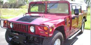 2000 Hummer H1 4x4 pictures
