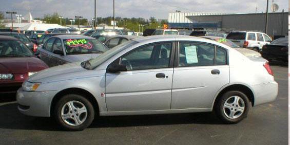 2003 Saturn Ion Level 1 Sedan Pictures