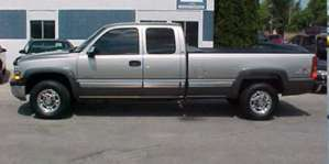 1997 Chevrolet C/K1500 1/2 Ton Truck 4x4 Extended pictures