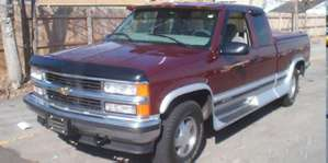 2000 Chevrolet C/K2500 3/4 Ton Truck 4x4 Extended pictures