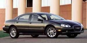 2001 Chrysler LHS Sedan pictures