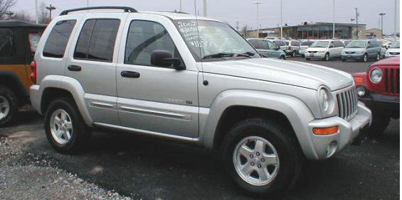 2002 jeep liberty used car pricing financing and trade in. Black Bedroom Furniture Sets. Home Design Ideas