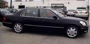 2001 Lexus LS430 pictures