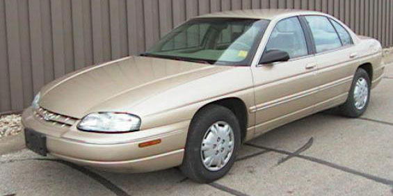 1997 Chevrolet Lumina Used Car Pricing Financing And Trade In Value