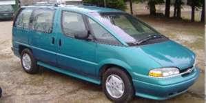 1996 Chevrolet Lumina APV Lumina Sport Van pictures