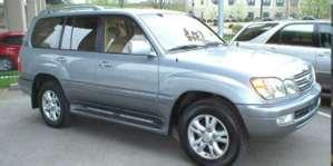 2003 Lexus LX470 4x4 pictures