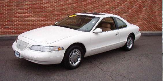 on 1998 Lincoln Mark Viii Engine