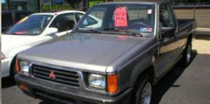 1996 Mitsubishi Pickup Mighty Max pictures