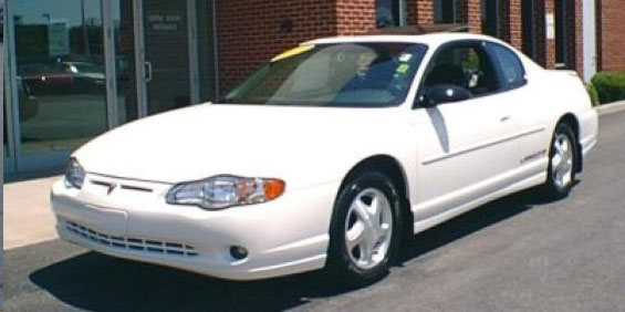 1998 chevrolet monte carlo used car pricing financing and trade in value car finder service