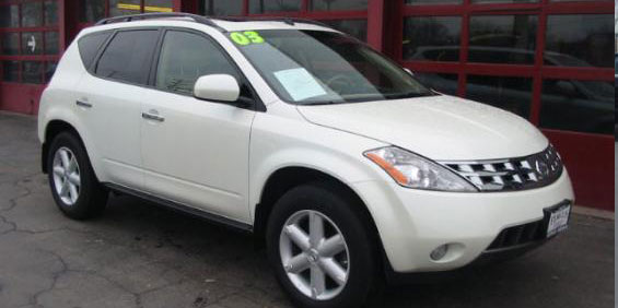 nissan murano picture used car pricing financing and. Black Bedroom Furniture Sets. Home Design Ideas