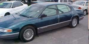 1996 Chrysler New Yorker Sedan pictures