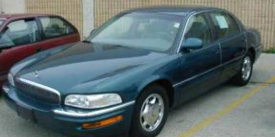 2001 Buick Park Avenue Used Car Pricing Financing And Trade In Value