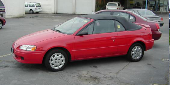 1997 Toyota Paseo Used Car Pricing Financing And Trade In
