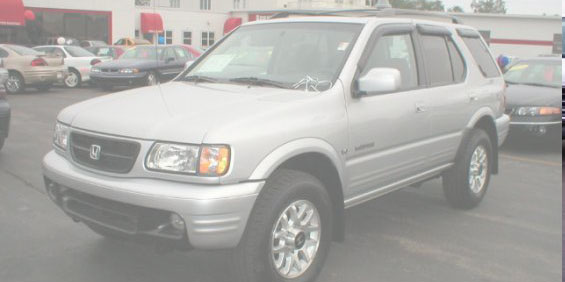 2000 Honda Passport 4 Door 4x4 picture