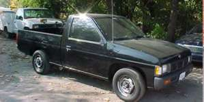 1997 Nissan PICKUP XE pictures