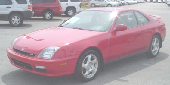 2001 Honda Prelude Coupe pictures