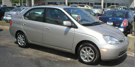 2002 Toyota Prius Picture
