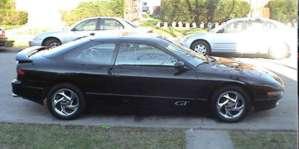 1997 Ford Probe GT 2 Door Hatchback pictures