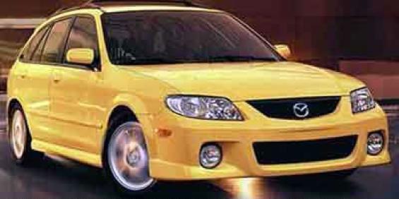 2002 Mazda Protege5 pictures