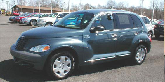 Chrysler PT Cruiser Picture Used Car Pricing Financing And - Chrysler financing
