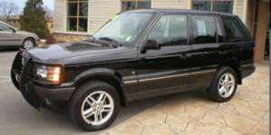 2001 Land Rover Range Rover HSE 4x4 pictures