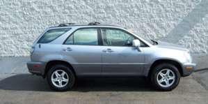2002 Lexus RX300 4x4 pictures