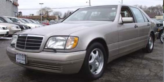Mercedes benz s420 picture used car pricing financing for Mercedes benz trade in value