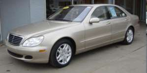 2003 Mercedes-Benz S430 Sedan pictures