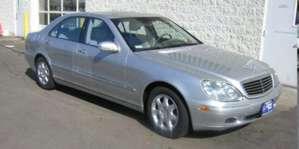 2002 Mercedes-Benz S500 Sedan pictures